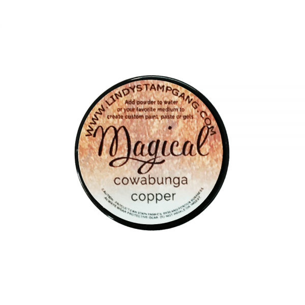 Magical Powder 'Cowabunga Copper'