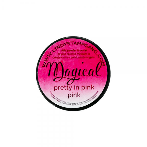 Magical Powder 'Pretty in Pink Pink'