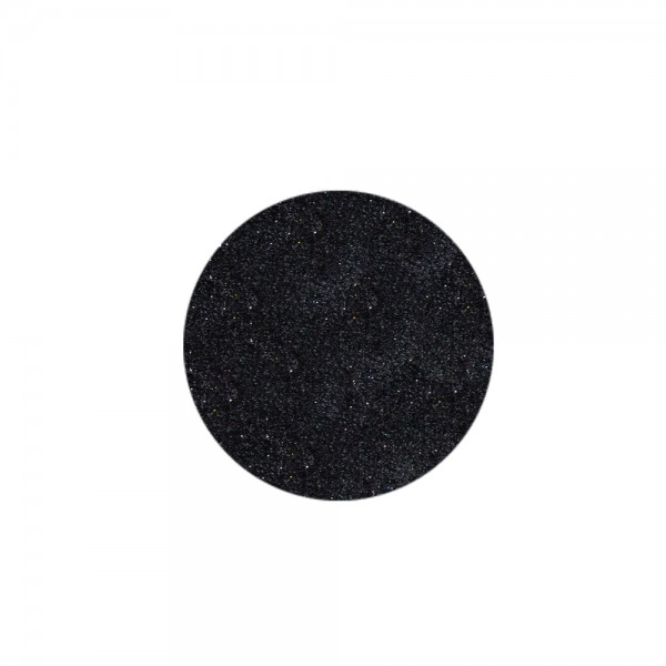 Feines Glitzerpulver 'Basic Black'