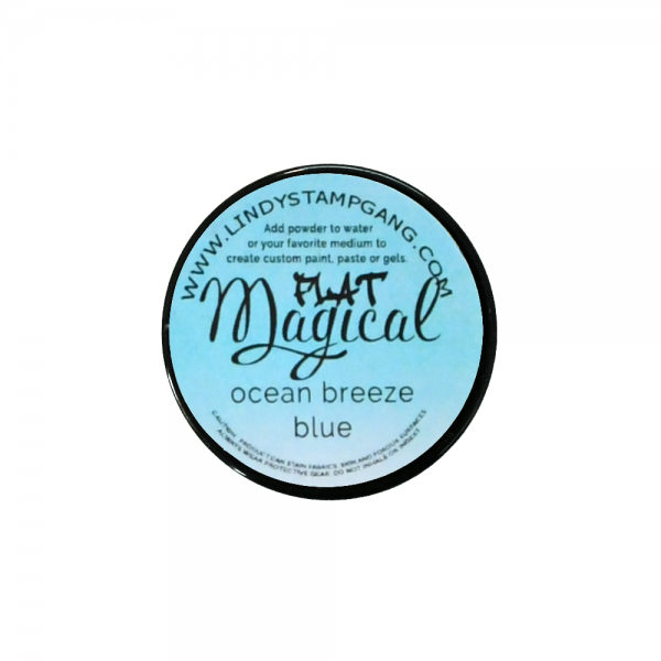 S'-Magical Powder 'Ocean Breeze Blue'