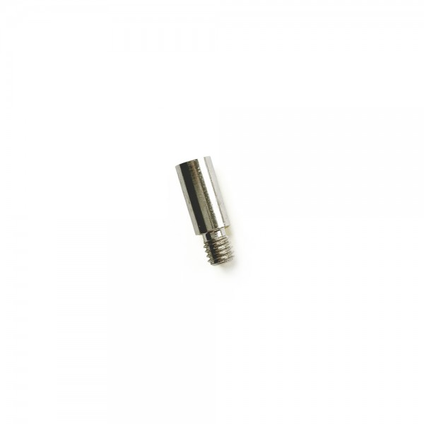 book screw extension SILVER 10mm