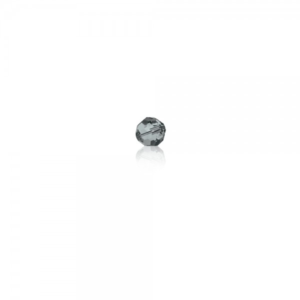 Swarovski-Perle 'Classic Bead - Black Diamond' 4 mm