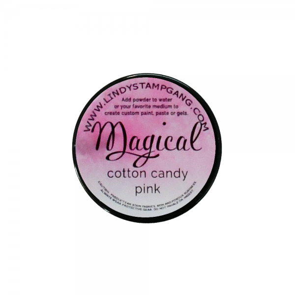 Magical Powder 'Cotton Candy Pink'