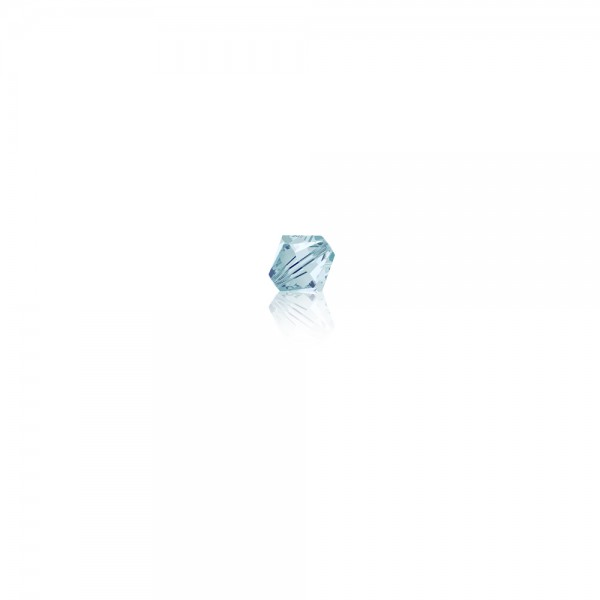 Swarovski-Perle 'Xilion Bead - Light Azore' 4 mm