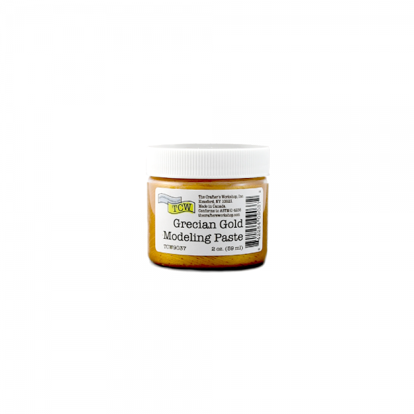 Modeling Paste 'Grecian Gold' 59ml