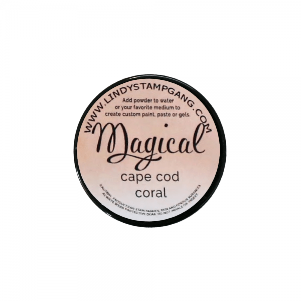 Magical Powder 'Cape cod coral'