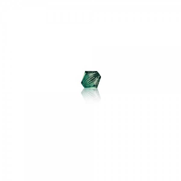 Swarovski-Perle 'Xilion Bead - Erinite Satin' 4 mm