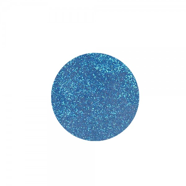 Feines Glitzerpulver 'Faded Denim'