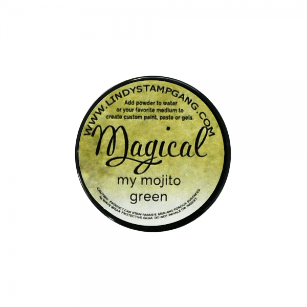 Magical Powder 'My Mojito green'